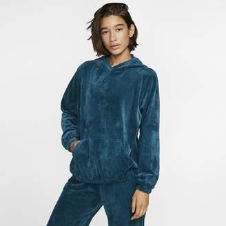 Nike Women's Velour Hoodie Sportswear