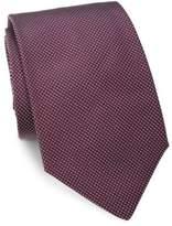 Ralph Lauren Purple Label Woven Silk Tie