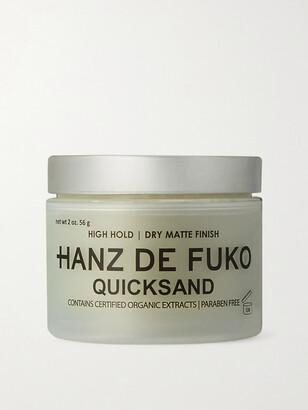 Hanz De Fuko - Quicksand, 56g - Men - Colorless