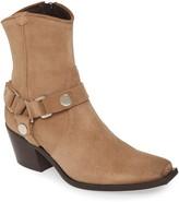 Charles David Polo Western Boot