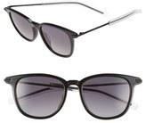 Christian Dior 'Black Tie' 51mm Polarized Sunglasses
