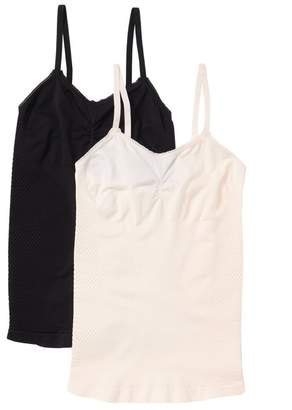 Capezio Studio by Kelly Seamless Shaping Cami - Pack of 2
