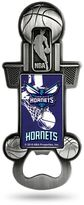 Charlotte Hornets Party Starter Bottle Opener Magnet