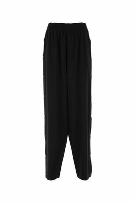 Balenciaga Drop-Crotch Jogger Pants