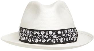 Borsalino Medium Weave Panama Hat
