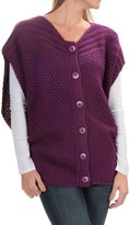Prana Estee Sweater Vest - Organic Cotton (For Women)