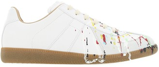 Maison Margiela Replica Splatter Sneakers