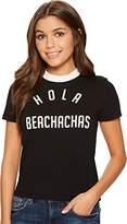 Roxy Women's Volcano Sense Hola Beachachas T-Shirt