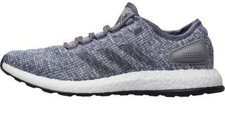 adidas Mens PureBOOST Neutral Running Shoes Grey/DGH Solid Grey/Clear Grey
