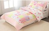Kid Kraft Dollhouse Cottage 4 Piece Toddler Bedding Set