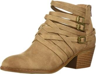 Fergie Fergalicious Women's Paisley Ankle Boot