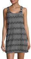 J Valdi Ring Tank Cover-Up Dress