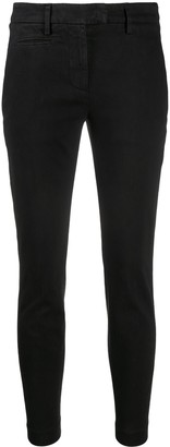 Dondup Slim-Fit Cropped Trousers