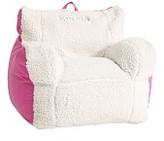 Pottery Barn Kids Bright Pink Mini Bean Chair