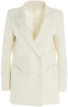 BLAZÉ MILANO Piping Trim Blazer