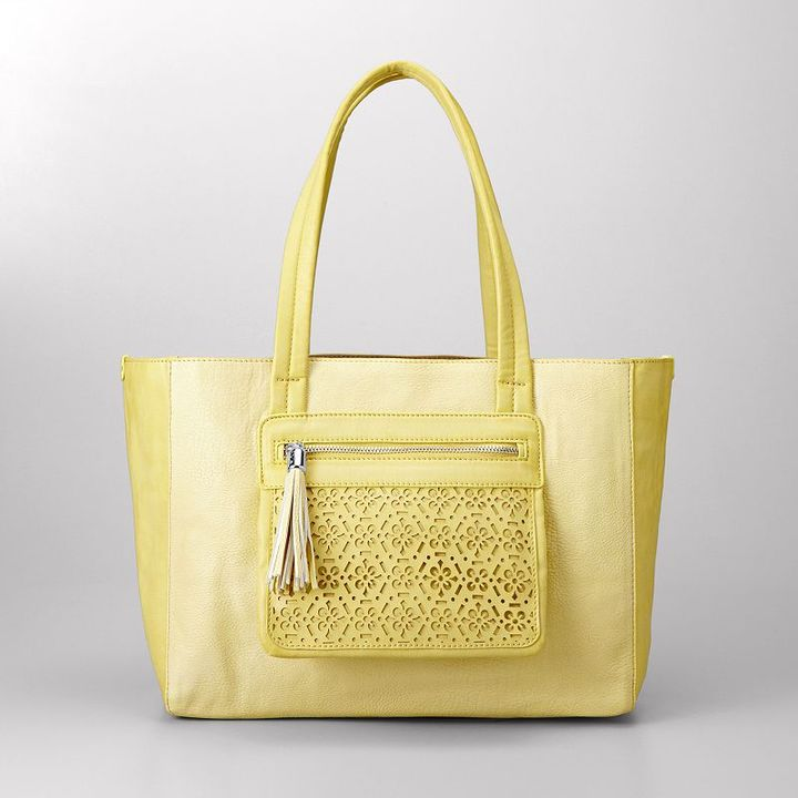 Relic avondale perforated pocket tote