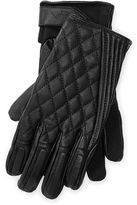 Polo Ralph Lauren Quilted Leather Racing Gloves