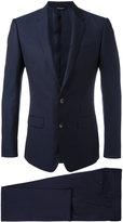 Dolce & Gabbana classic dinner suit - men - Acetate/Cupro/Viscose/Virgin Wool - 46