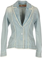 Blumarine Denim outerwear