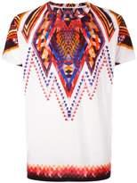 Balmain folkloric print T-Shirt