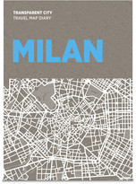 Palomar - Transparent City Map Diary - Milan