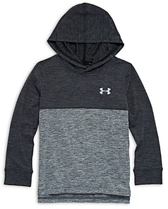 Under Armour Boys' Logo Hoodie - Little Kid