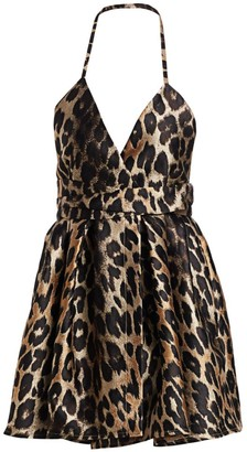 TRE by Natalie Ratabesi The Irie Leopard Dress