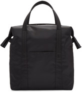 Maison Margiela Black Nylon Tote Bag