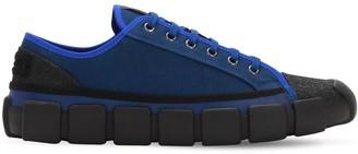 MONCLER GENIUS Craig Green Bradley Leather Sneakers