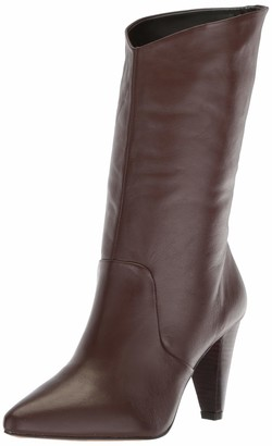 LFL by Lust for Life Women's L-Cayenne Fashion Boot Brown Leather 10 M US