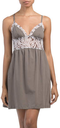 Made In Italy Sweet Treat Babydoll Chemise