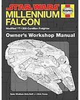 Star Wars Millennium Falcon : Modified YT-1300 Corellian Freighter, Owner's Workshop Manual (Hardcover)