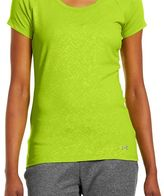 Under Armour Women's Catalyst Elevate Short Sleeve