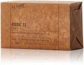 Le Labo Women's Rose 31 Bar Soap