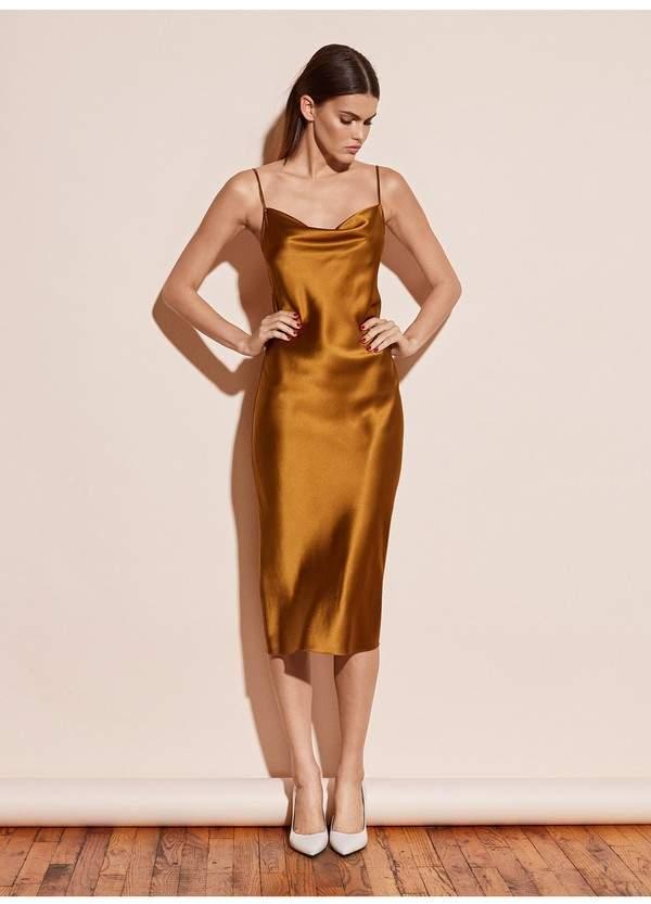 60c345ae154b Fleur Du Mal Slip Dresses - ShopStyle