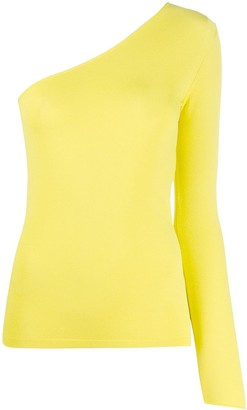 Stella McCartney One-Shouldered Top