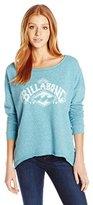 Billabong Women's Free Time Pullover Fleece Sweatshirt