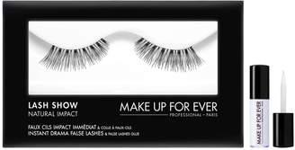 Make Up For Ever Lash Show Natural Impact False Lashes