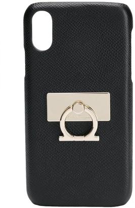 Salvatore Ferragamo Gancini pull-ring iPhone XR phone case