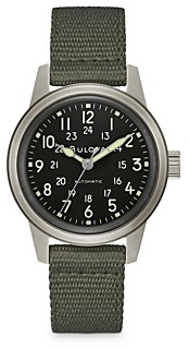 Bulova Hack Watch, 38mm