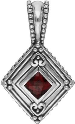 Elyse Ryan Sterling Silver Gemstone Enhancer