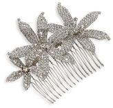 Jennifer Behr Frances Crystal Orchid Comb