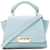 Zac Posen Eartha Mini Crossbody in Baby Blue.