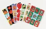 Paper Magic 654200 Eureka Holiday Sticker Assortment Giant Stickers, 432 1.31-Inches 1.75-Inches Stickers