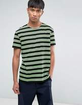 Cheap Monday Standard Cut T-Shirt 90s Stripe