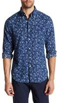 Gant Grapes Indigo Oxford Long Sleeve