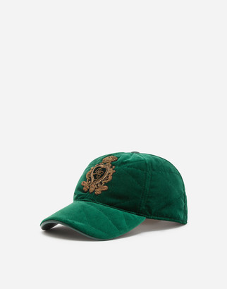 Dolce & Gabbana Baseball Cap With Patch