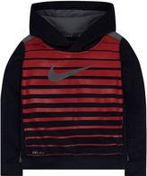 Nike Stripe Hoodie - Boys 4-7