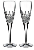 Monique Lhuillier Waterford Arianne Gift Boxed Champagne Flute, Set of 2