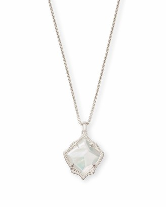 Kendra Scott Kacey Adjustable Length Pendant Necklace for Women Dainty Fashion Jewelry